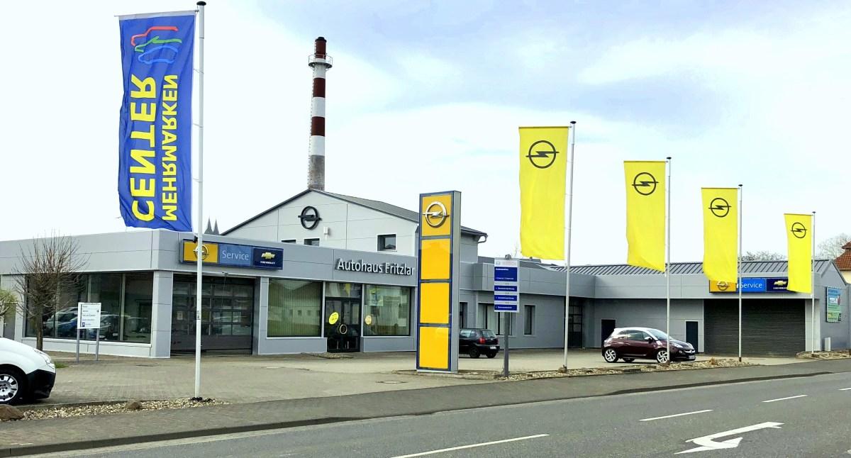 Auch das Autohaus Fritzlar ist wieder bei der Baunataler Automobilausstellung am Wochenende dabei...