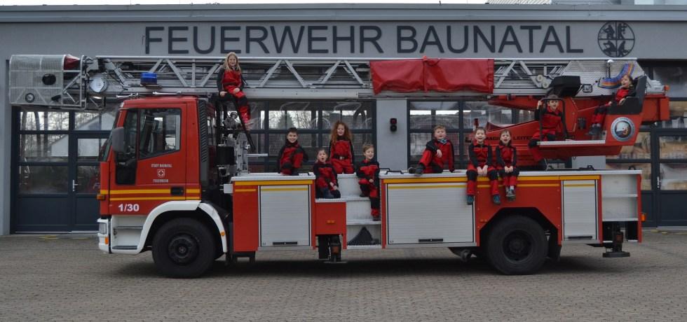 Baunataler Automobilausstellung, Baa, Feuerwehr Baunatal