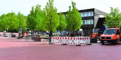 Baunatal, Europaplatz Baunatal, City Baunatal