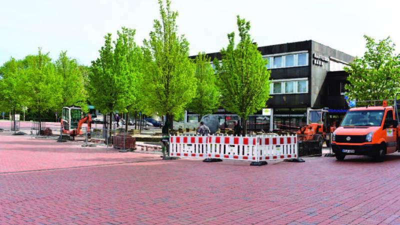 Lichtkonzept der Baunataler Innenstadt wird erweitert