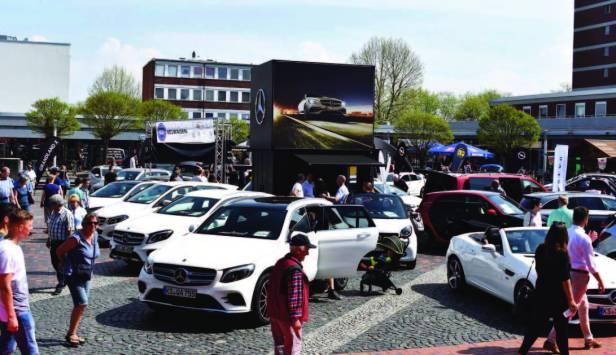 Baunataler Automomobilausstellung, 2018, BAA, Stadtmarketing Baunatal