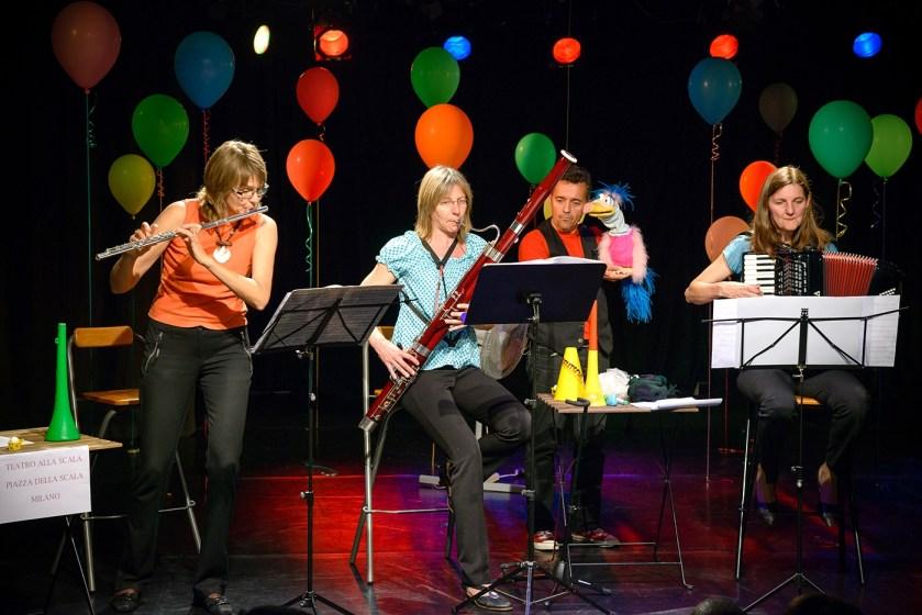 Kinderkonzert, Musikschule Baunatal, Stadtmarketing Baunatal