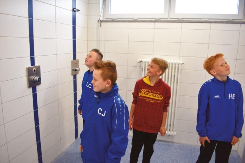 Sportstadt Baunatal, GSV Eintracht Baunatal, Großenritte, Sportstätten Baunatal