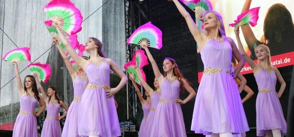 Stadtfest Baunatal, Balettschule Baunatal