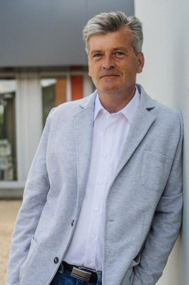 Dirk Wuschko, Stadtmarketing Baunatal, Foto: Kim Ahrens