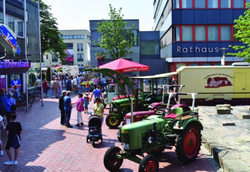 Regional schmeckt besser, Wochenmarkt Baunatal, Stadtmarketing Baunatal