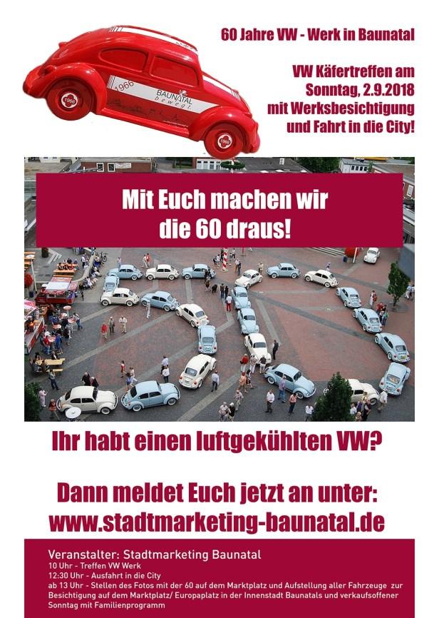 VW Baunatal, VW Kassel, Baunatal, Käfertreffen Baunatal