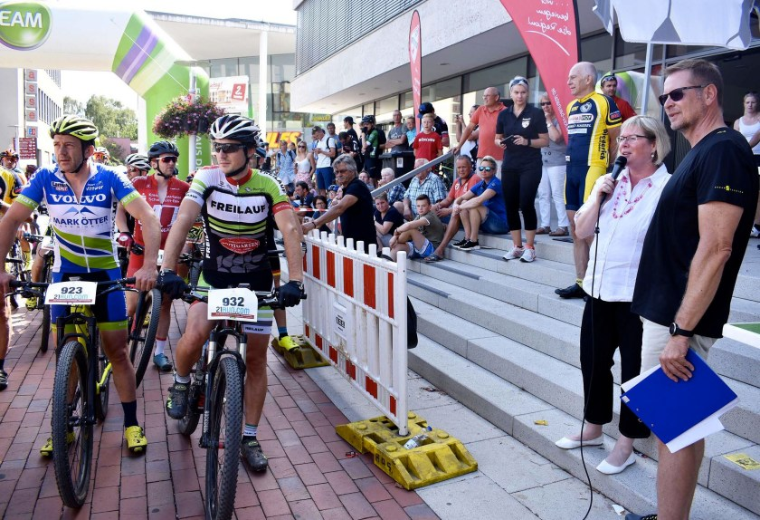 2. City Cross Baunatal, Mountainbike Rennen City Baunatal, KSV Baunatal Radsport