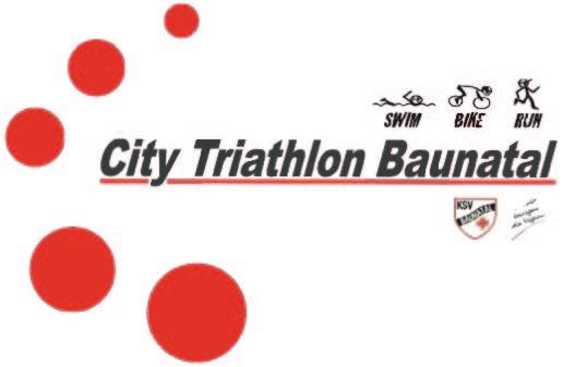 SuperSonntag Baunatal, City Triathlon, KSV Baunatal