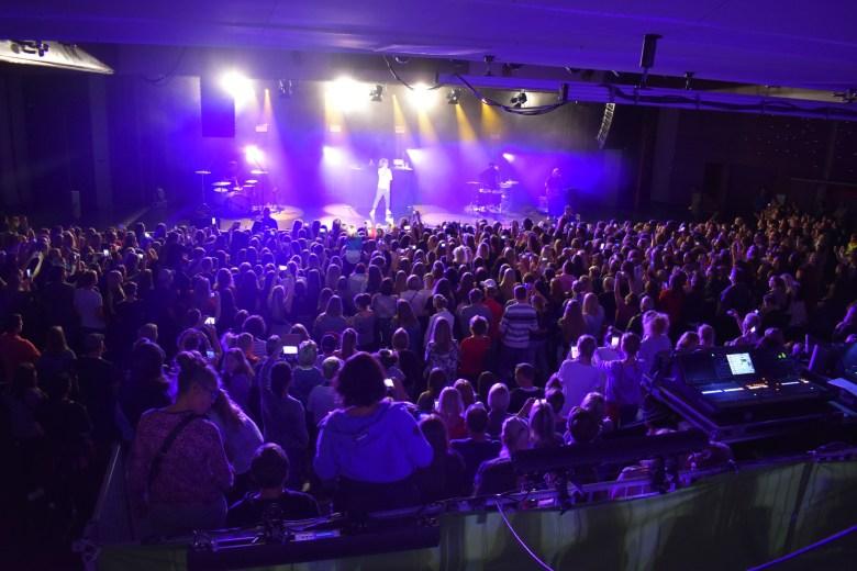 Baunataler Herbstpalast, Stadthalle Baunatal, Mike Singer
