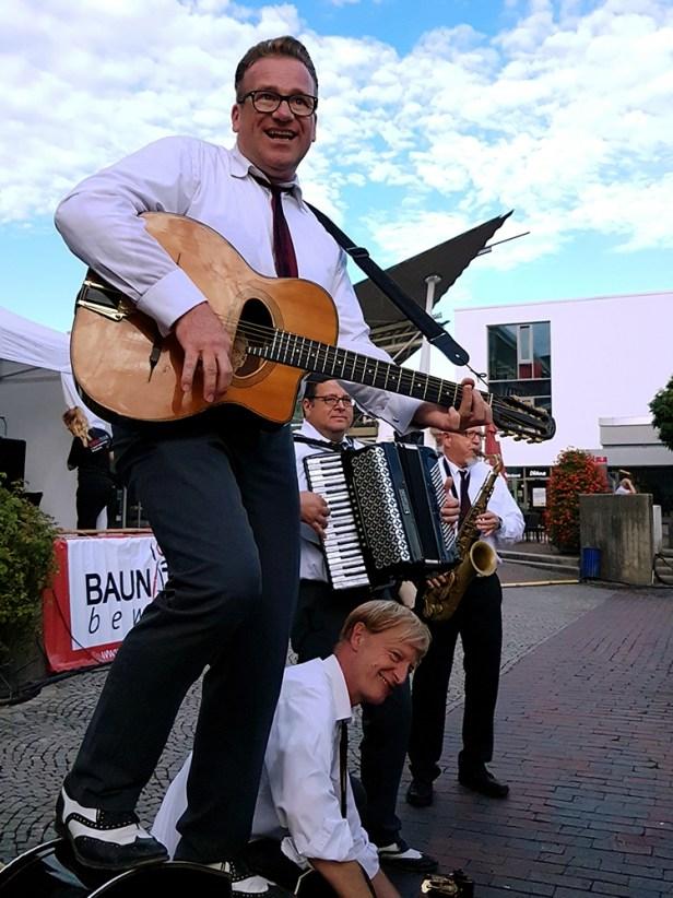Weinfest Bauantal, Trio Schlagerlust