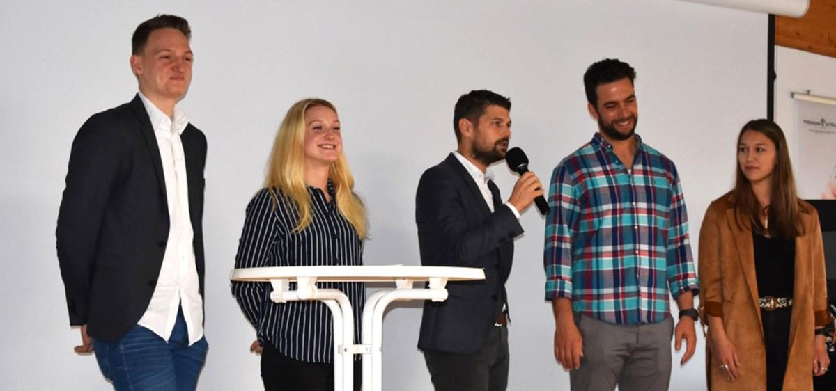 Feierlicher Start ins neue Studienjahr in der Deutschen Berufsakademie Sport und Gesundheit