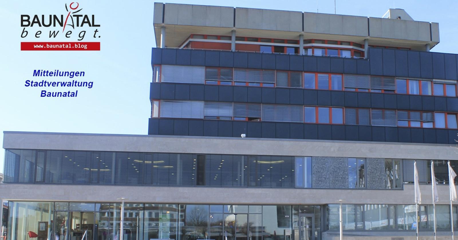 Baunatal, Stadtverwaltung Baunatal