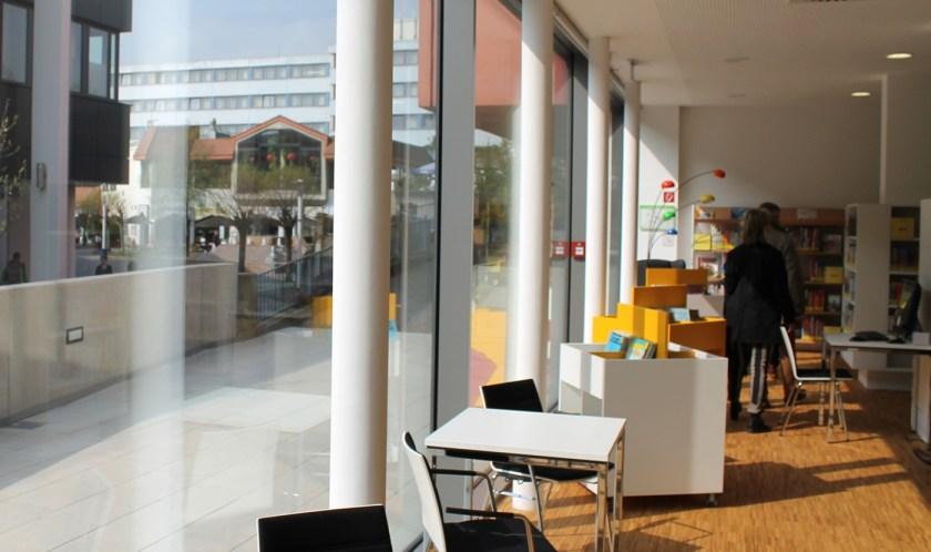 Stadtbücherei Baunatal, Stadtbibiothek Baunatal