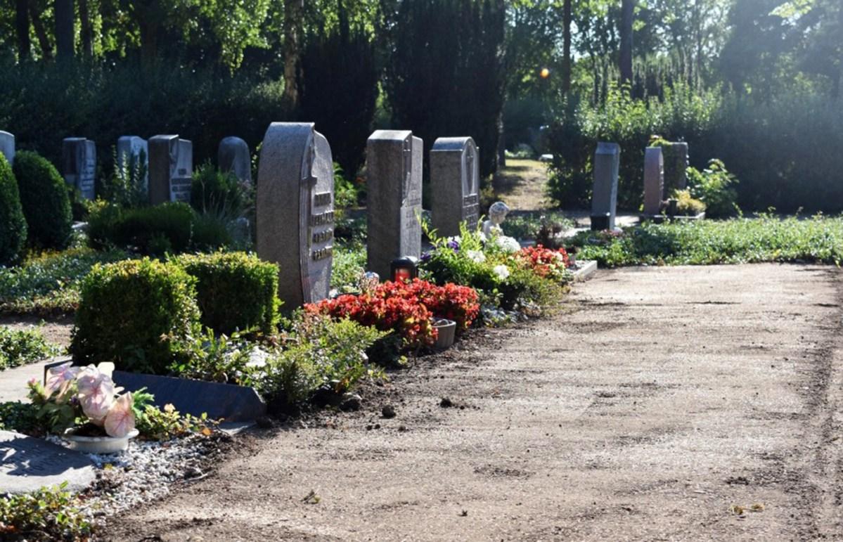 Bestattungsarten auf den Baunataler Friedhöfen