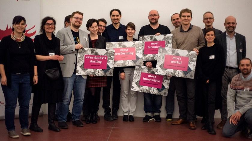 Felix Werthschulte, Kulturackaton Coding da Vinci, Musikspiel MonsterMelodies