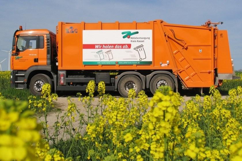 Abfallentsorgung Baunatal, Abfallkalender Baunatal 2019