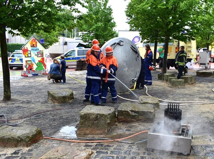 Freiwillige Feuerwehr Baunatal, Baunatal, Tag des Helfers