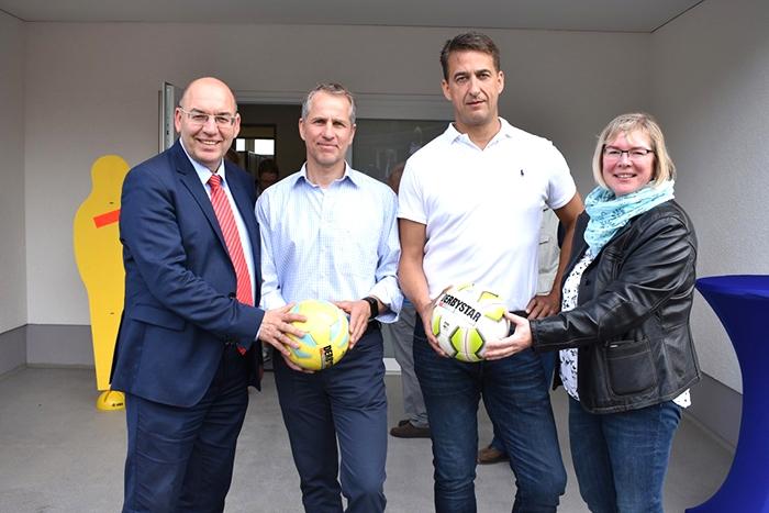 Baunatal, GSV Eintracht Baunatal, Manfred Schaub, Silke Engler, Karsten Hellmuth, Stefan Morawek