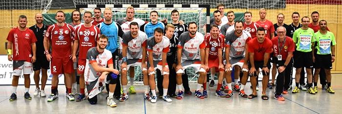 Baunatal, Sport Baunatal, GSV Eintracht Handball, MT Melsungen