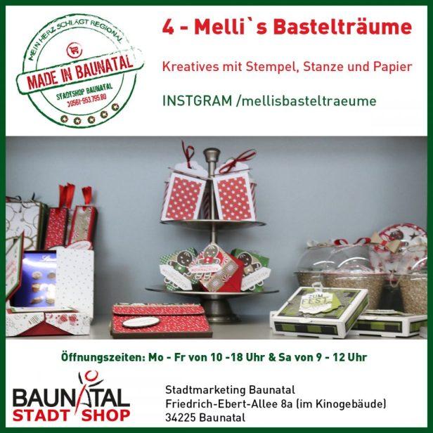 """Made in Baunatal, """"Made in Baunatal"""" geht weiter – StadtShop Baunatal hat umgebaut"""