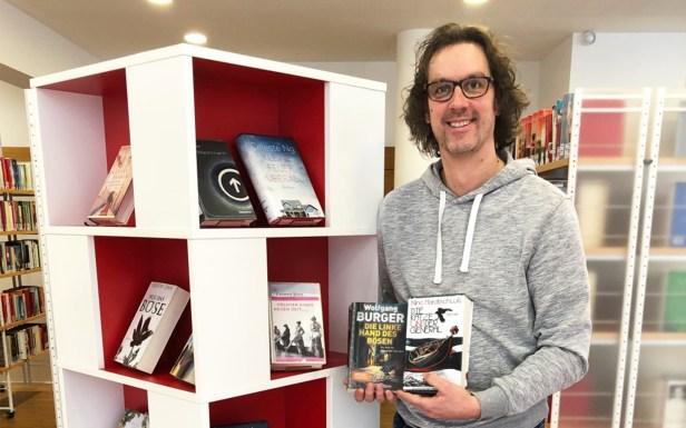 Baunataler Stadtbücherei, Baunatal, Carsten Schwarz