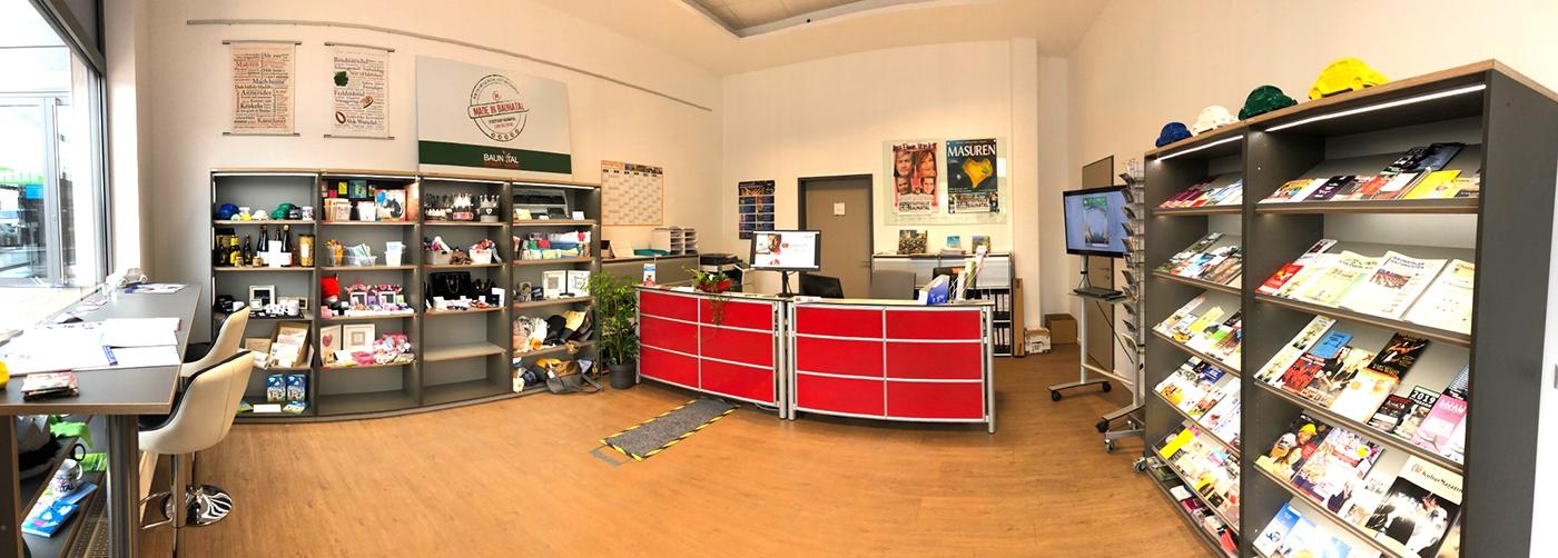 Made in Baunatal, StadtShop Baunatal, Stadtmarketing Baunatal, HNA Baunatal, Kartenservice