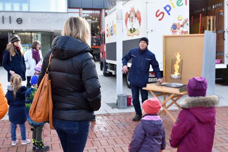 Baunatal, Bildungstag, Baunataler Bildungskette, Spielmobil Augustine