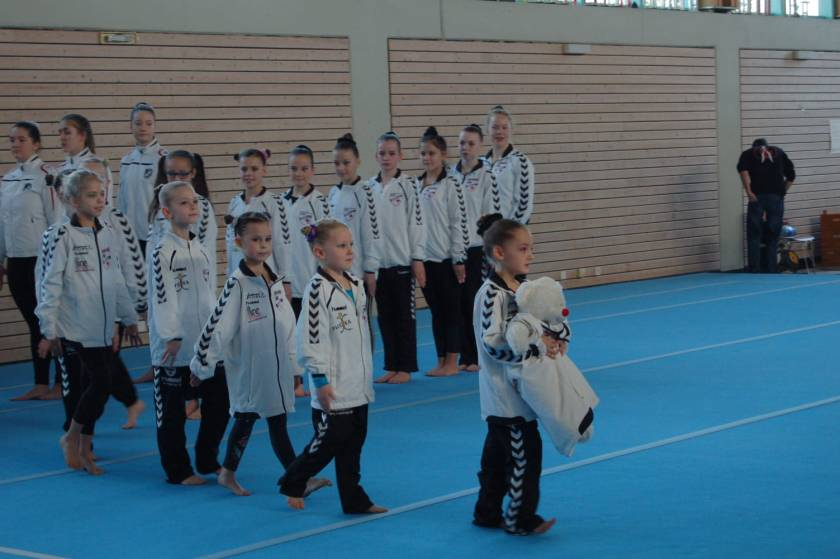 KSV Baunatal Sportakrobatik, Sportstadt Baunatal, Baunatal