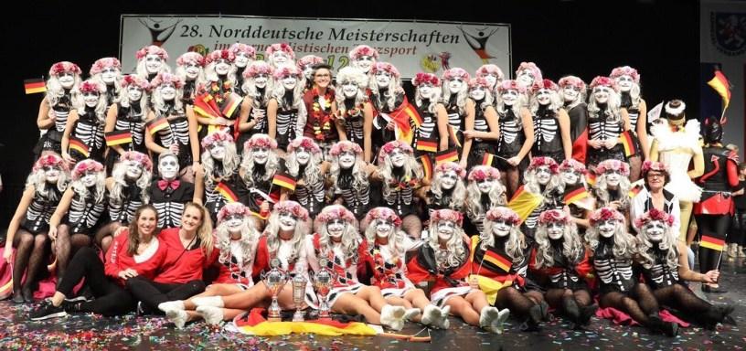 Norddeutsche Meisterschaften, Baunatal, GCG Baunatal