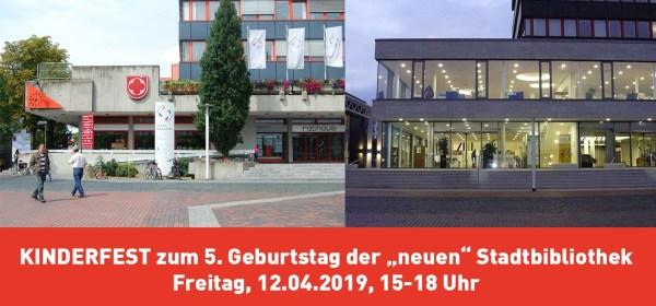 Stadtbücherei Baunatal, Baunatal, Bibliothek Baunatal
