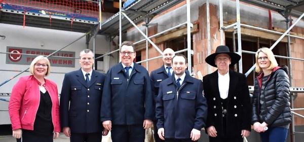 Feuerwehr Bauantal, Feuerwehr Guntershausen, Baunatal