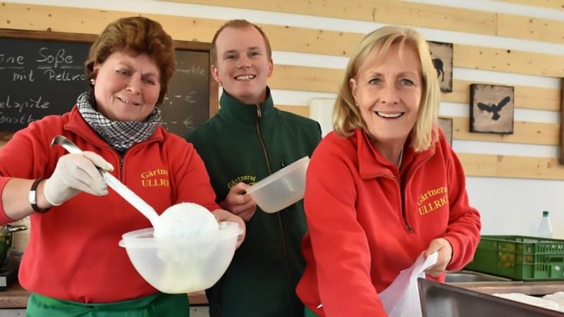Grüne Soße-Fest in Baunatal lockte wieder zahlreiche Besucher