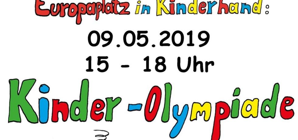 Kinder-Alympiade, Spielmobil Augustine, Baunatal