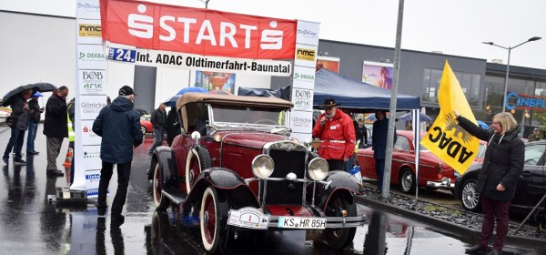 Baunatal, ADFC, Oldtimerfahrt, Bad Wildungen