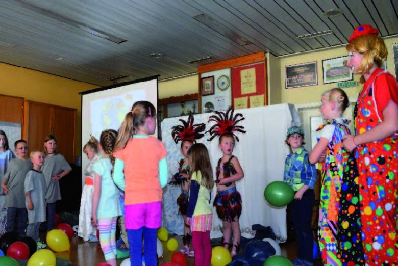 Stadtfest Baunatal 2019, Baunatal, Programm Samstag, 29.06.2019, Chor mehrKlang