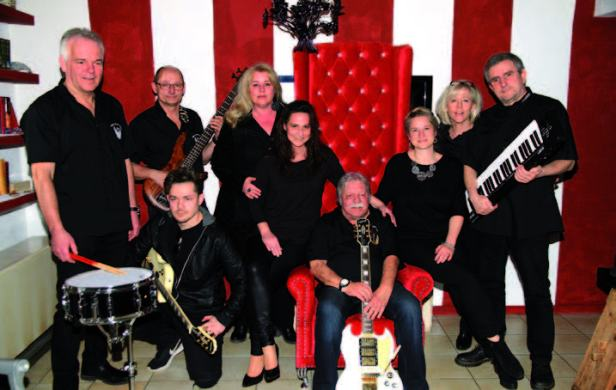 Stadtfest Baunatal Donnerstag, Mike Leister Band