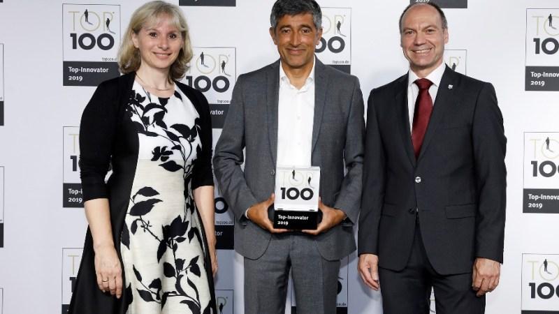 Auszeichnung: Plettenberg Elektromotoren gehört zu den TOP 100 INNOVATOREN in Deutschland