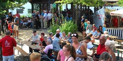 Backofenfest, Vereinsgemeinschaft Kirchbauna