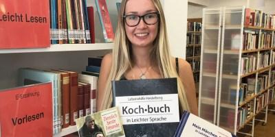 Baunatal, Stadtbücherei Baunatal, Leichte Sprache, Integration