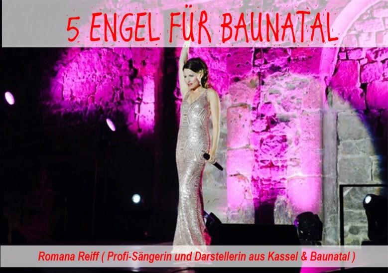 5 Engel für Baunatal, Baunatal, Stadthalle Baunatal, Romana Reiff