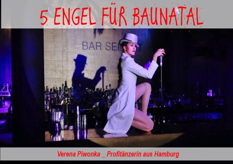 5 Engel für Baunatal, Baunatal, Stadthalle Baunatal, Verena Piwonka