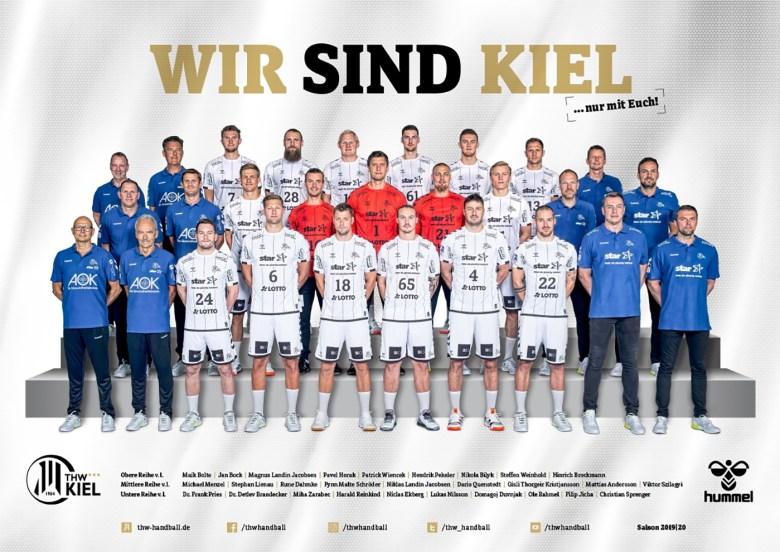 DHB Pokal 2019, THW Kiel, GSV Eintracht Baunatal, Sport in Baunatal, Baunatal, Baunagram