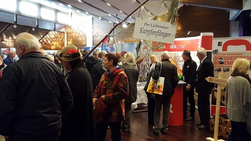 Nordhessische Reisemesse, DER Reisebüros, Baunatal, 26.10.2019, Stadthalle Baunatal, Entdecke die Region