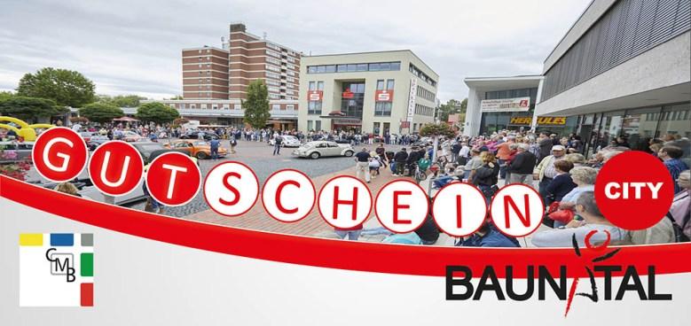 StadtShop, Baunatal, CMB, Gutschein, City, Made in Baunatal, Kartenservice Baunatal