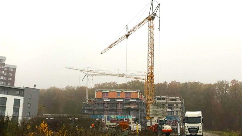 Wohngebiet Baunsberg entwickelt sich weiter