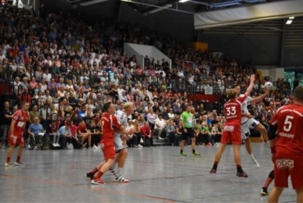 Baunatal, Sport, Sport in Baunatal, Handball, DHB Pokal, GSV Eintracht baunatal, THW kiel