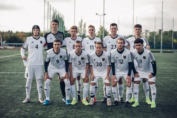 Fußball, u21, deaf, Nationalmannschaft, Baunatal, U21 European Championship Deaf Football, EM deaf 2020