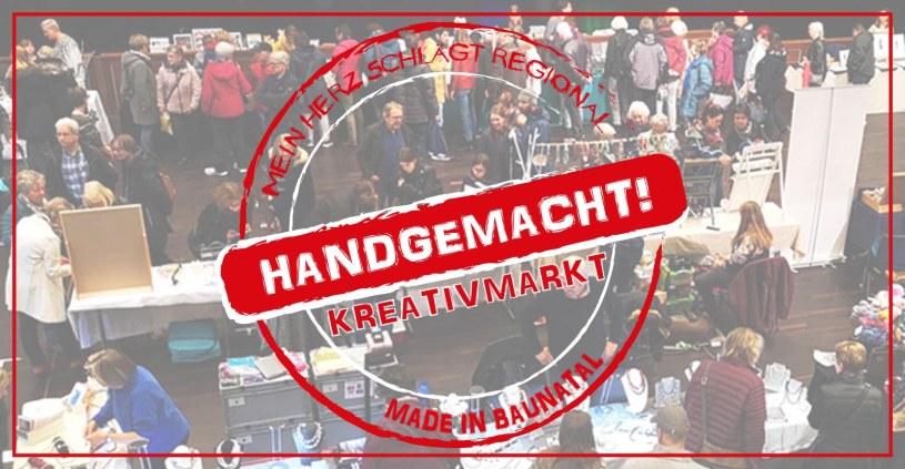 Made in Baunatal, Handgemacht, Kreativmarkt, Baunatal, Stadtshop Baunatal, Baunatal