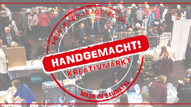 Unsere Aussteller bei HANDGEMACHT – Kreativmarkt Baunatal